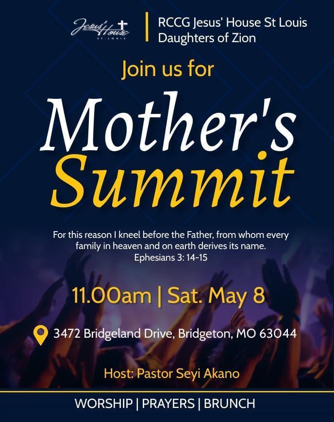 Mother's Summit